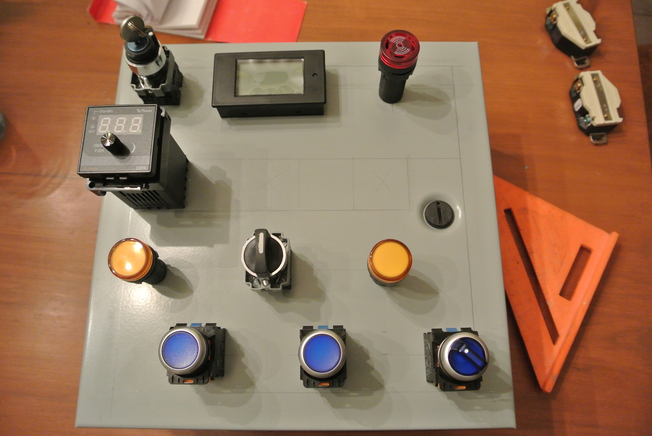 E Herms Brewery Build Forum Taming The Penguin Electric Relay Contactors